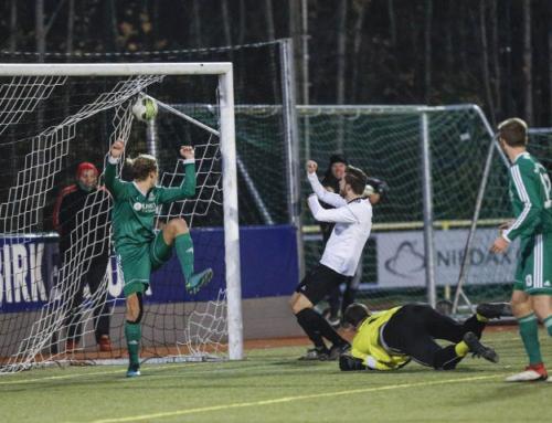 Manuel Rott beschert Linz spät einen Punkt