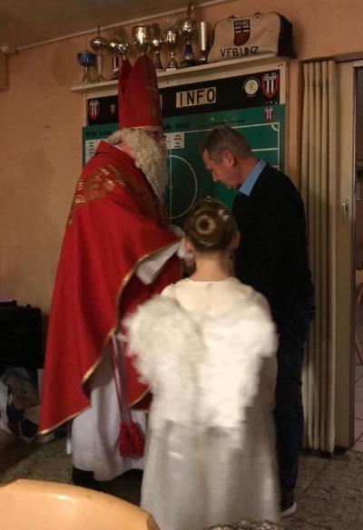 VfB Linz - Weihnachtsfeier der F1-Junioren