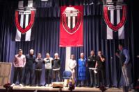 Weihnachtsfeier der Fußballabteilung des VfB Linz