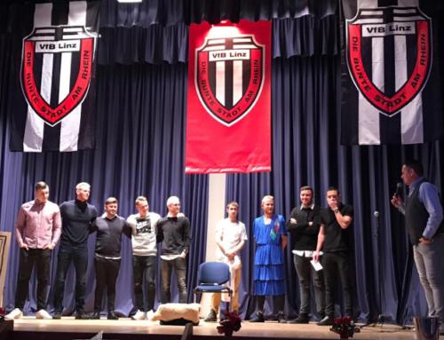 Weihnachtsfeier der VfB Fußballbteilung