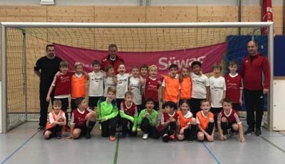 Süwag Hallencup 2019 - F-Junioren - VfB Linz
