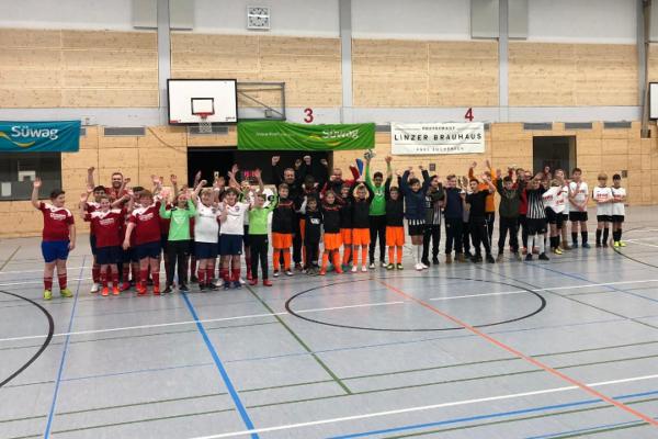 Süwag Hallencup - D-Junioren U12