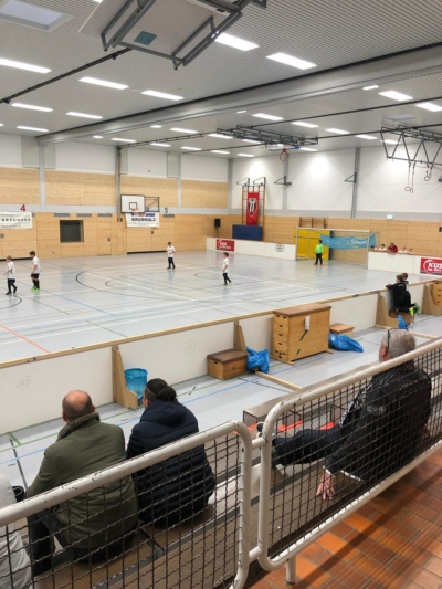 Süwa Hallencup 2019 - E-Junioren