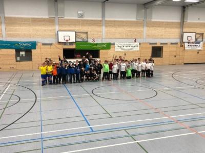 Süwag Hallencup 2019 - E-Junioren