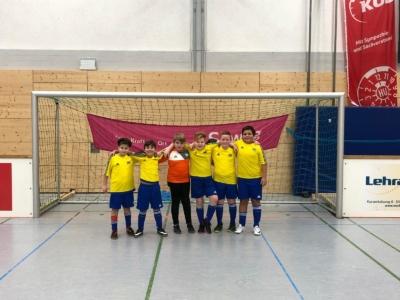 Süwa Hallencup 2019 - E-Junioren - TSG Irlich