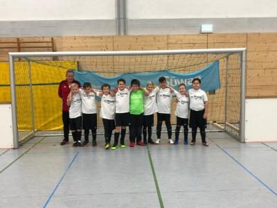 Süwa Hallencup 2019 - E-Junioren - VfB Linz