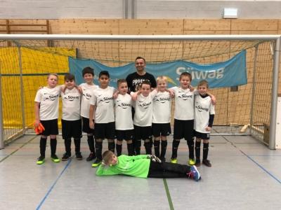 Süwa Hallencup 2019 - E-Junioren - VfB Linz II