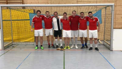 Süwag Hallencup 2019 - Hobbyturnier - Soccer Linz