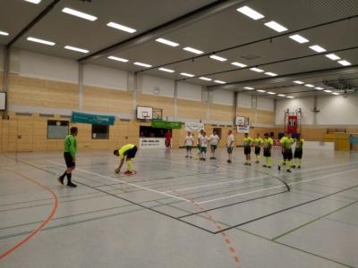 Süwag Hallencup 2019 - Seniorenturnier