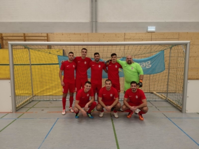 Süwag Hallencup 2019 - Seniorenturnier - SV Ataspor Unkel