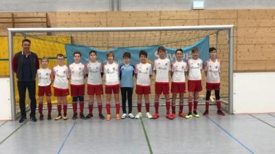 Süwag Hallencup 2019 - D-Junioren U13 - SV Rheinbreitbach