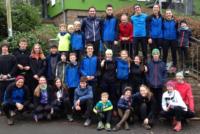 VfB Linz Leichtathletik Cross-Trail-Camp 2019