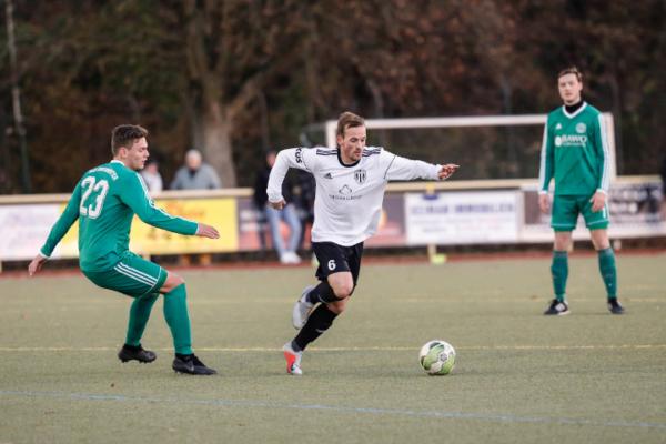 Yannik Becker will mit dem VfB Linz auch beim Sesterhenn Cup stets einen Schritt schneller als der Gegner sein