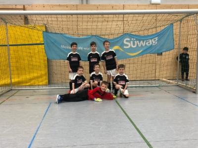 Süwag Hallencup 2019 - F-Junioren - JSG Ellingen