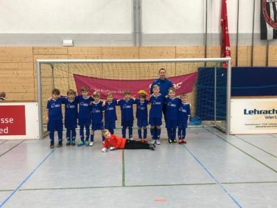 Süwag Hallencup 2019 - F-Junioren - JSG St. Katharinen I