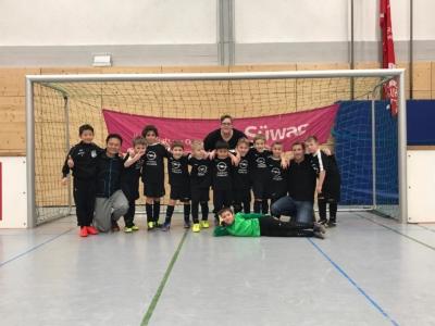 Süwag Hallencup 2019 - F-Junioren - FC Horchheim