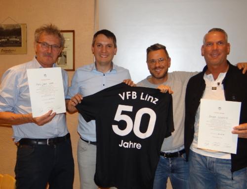 VfB Linz wählt neuen Vorstand