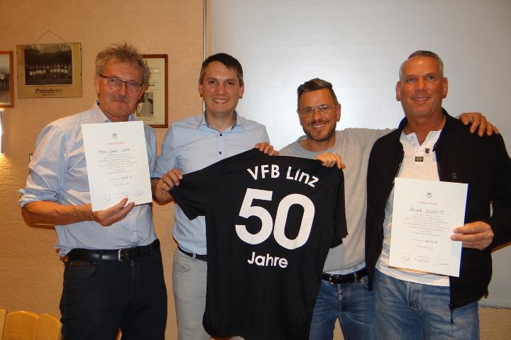 VfB Linz Jahreshauptversammlung 2019