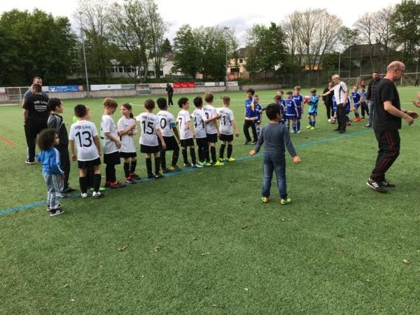 F2-Junioren gegen JSG Feldkirchen