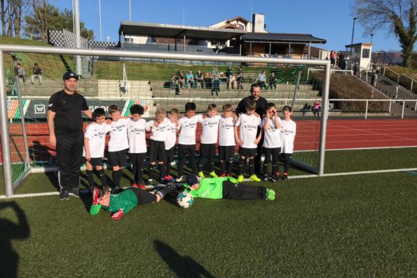 F2-Junioren gegen JSG St. Katharinen II