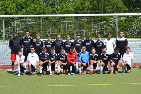 C-Junioren der JSG Linz - Saison 2018/2019