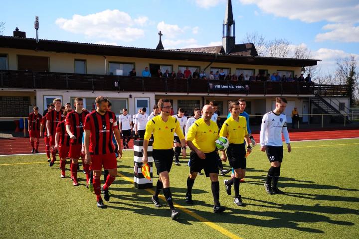 VfB Linz - FSV Salmrohr