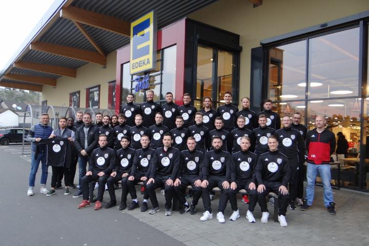 VfB Linz - Spendenübergabe Edeka Fett