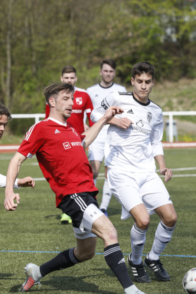 SV Windhagen - VfB Linz