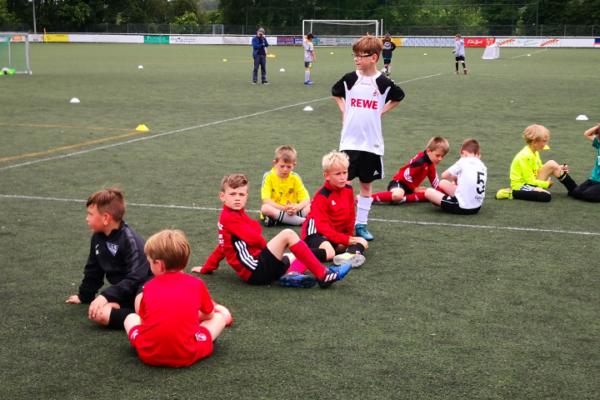 Talenttag des 1. FC Köln