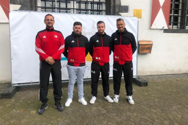 Vorstellung des Trainerteams für die Saison 2019/2020