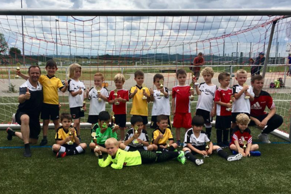 Bambini beim BHAG-Cup in Asbach
