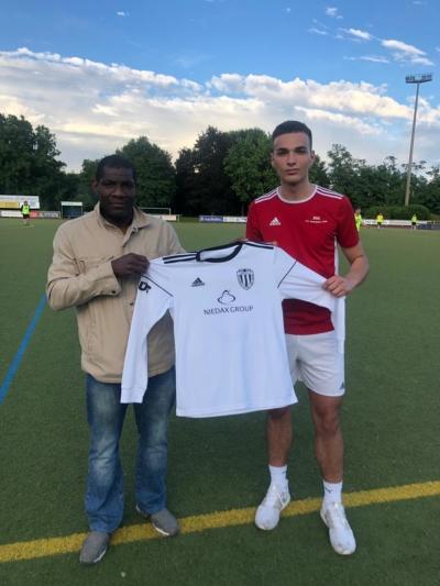 Idriz Jasiqi - Neuzugang Saison 2019/2020
