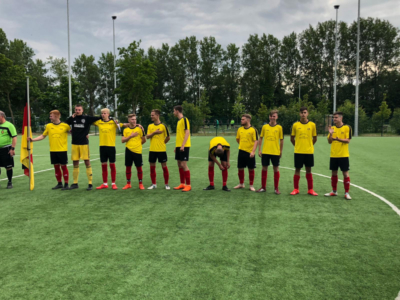 JSG Erpel/Linz/Rheinbrohl beim North Sea Cup in Oostende