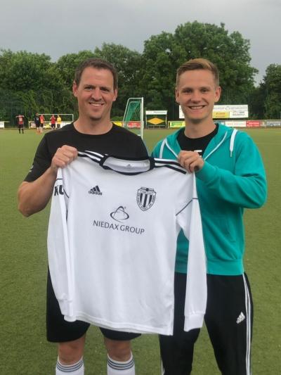 Tobias Weber - Neuzugang Saison 2019/2020