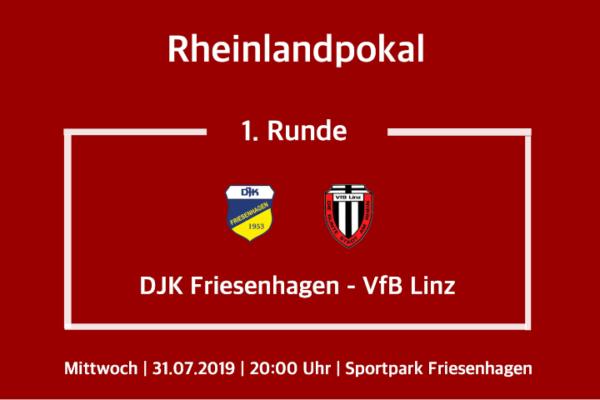 DJK Friesenhagen - VfB Linz