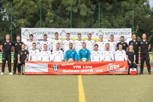 VfB Linz 1. Mannschaft - Saison 2019/2020