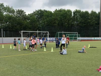 VfB Linz - Sommerferien Sportfreizeit 2019