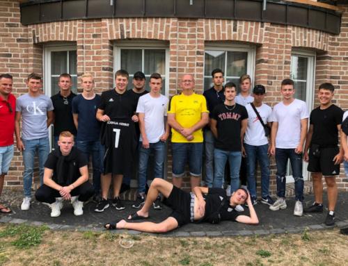 A-Junioren starten ins Abenteuer Rheinlandliga