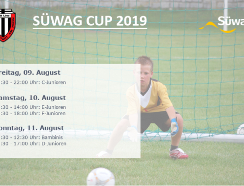 Start des Süwag Cups 2019