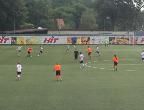 Starker Auftritt der B-Junioren beim JFV Siebengebirge