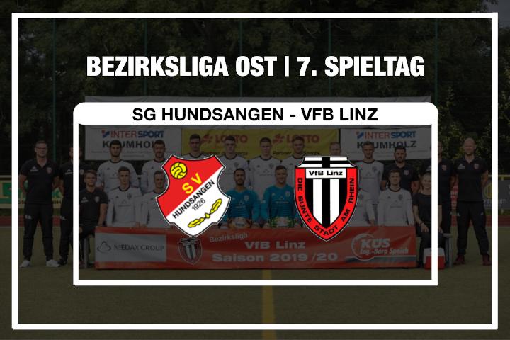 SG Hundsangen - VfB Linz
