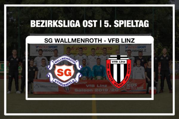 SG Wallmenroth - VfB Linz