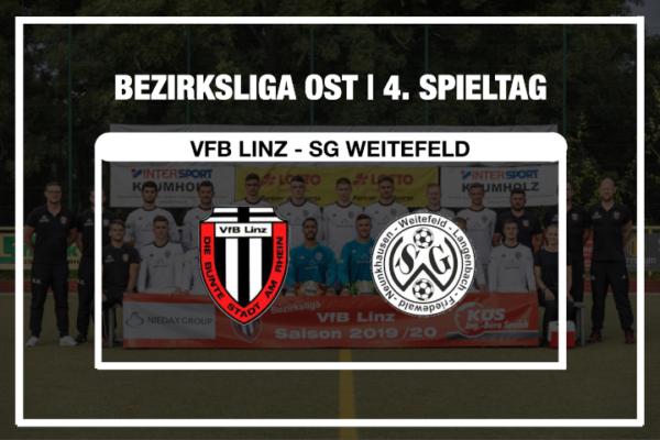 VfB Linz - SG Weitefeld