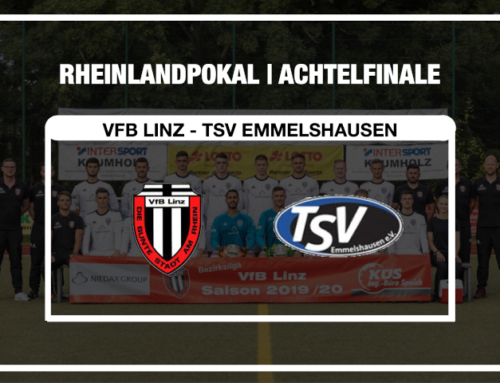 Achtelfinale im Bitburger Rheinlandpokal