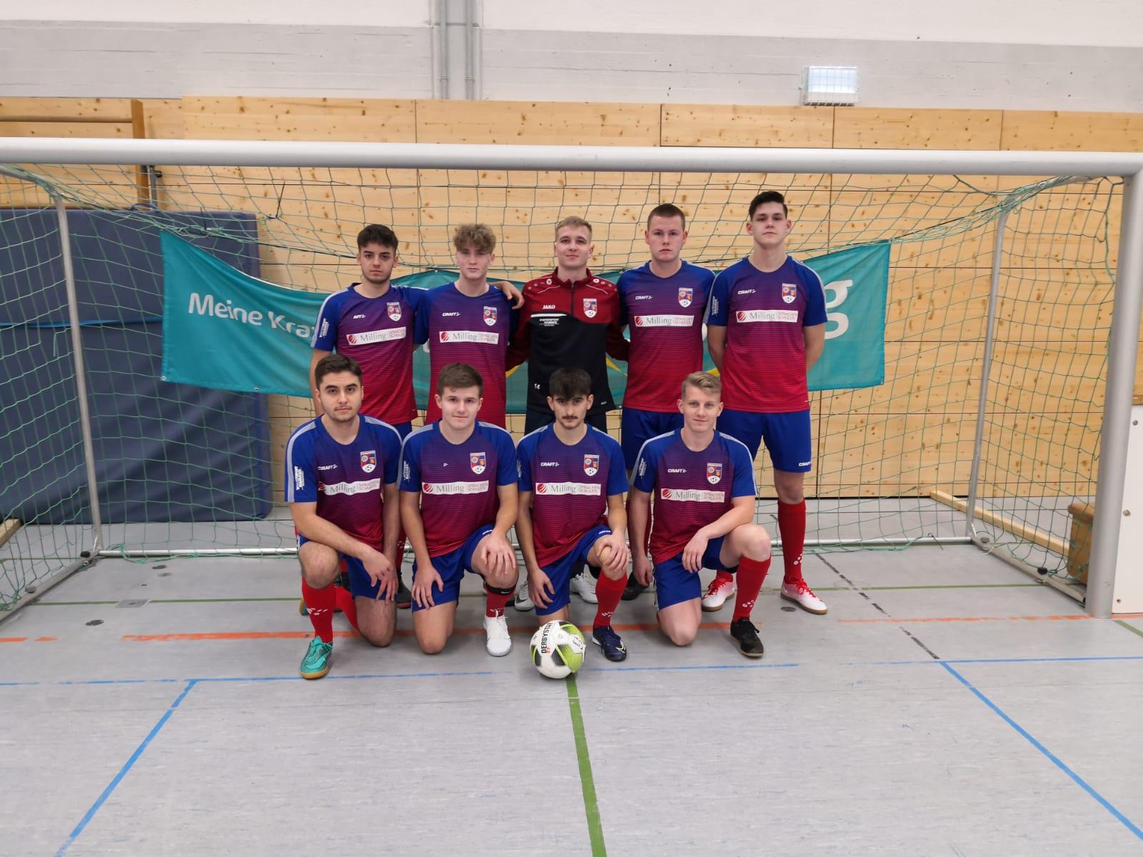 A-Junioren JSG Altenkirchen - Süwag Hallencup 2020