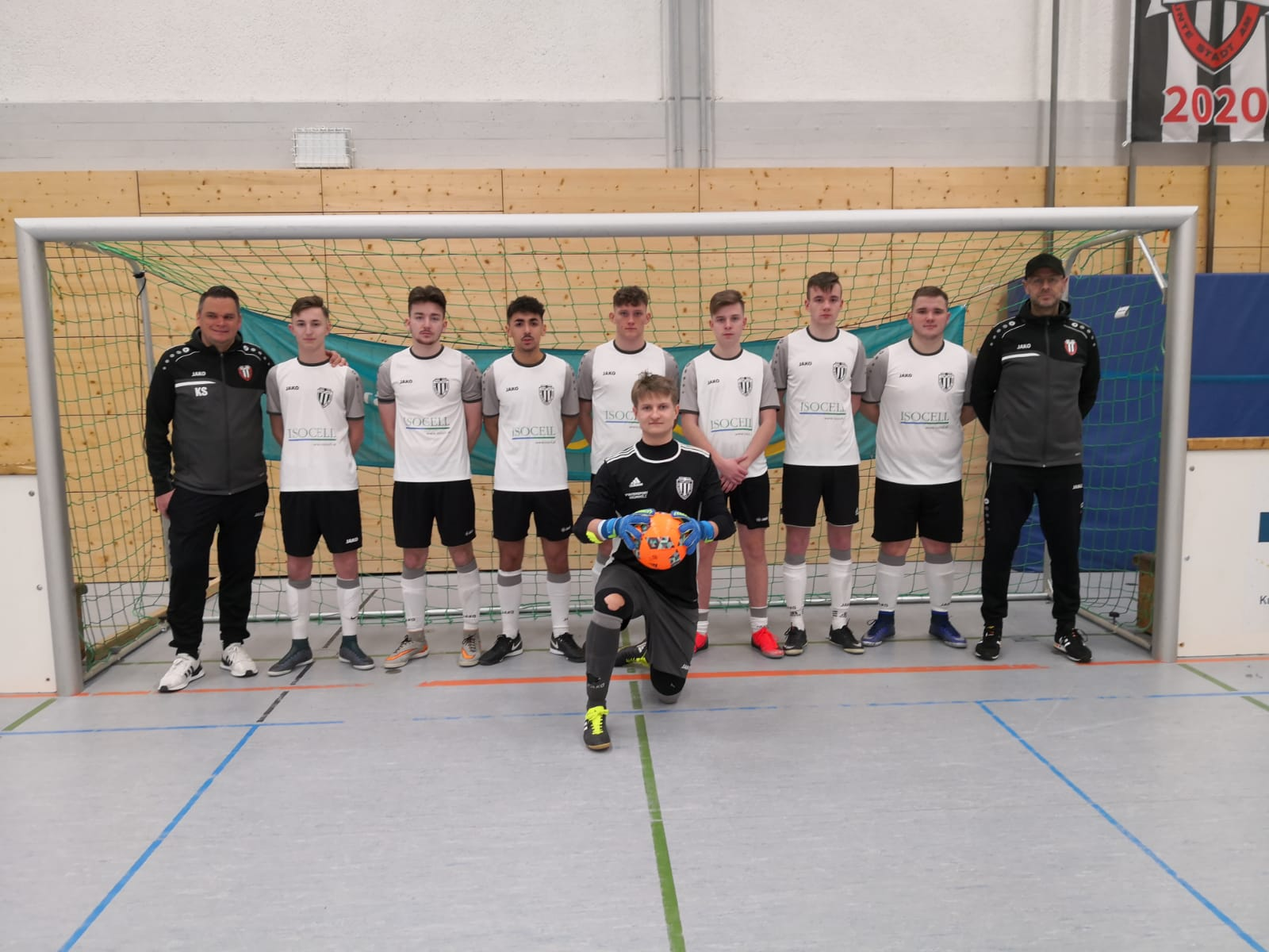 A-Junioren JSG-Linz - Süwag Hallencup 2020