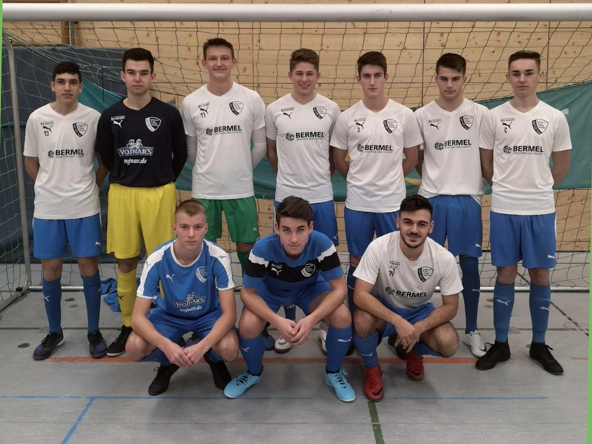 B-Junioren - Spvgg EGC Wirges - Süwag Hallencup 2020