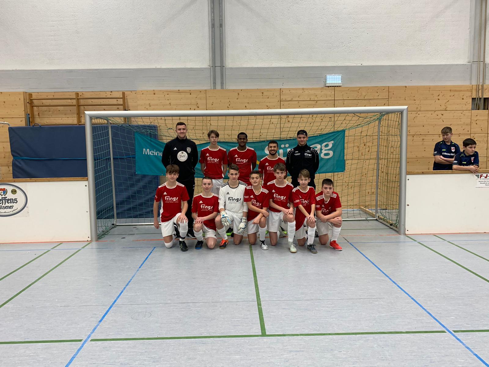 C-Junioren - JSG Linz - Süwag Hallencup 2020