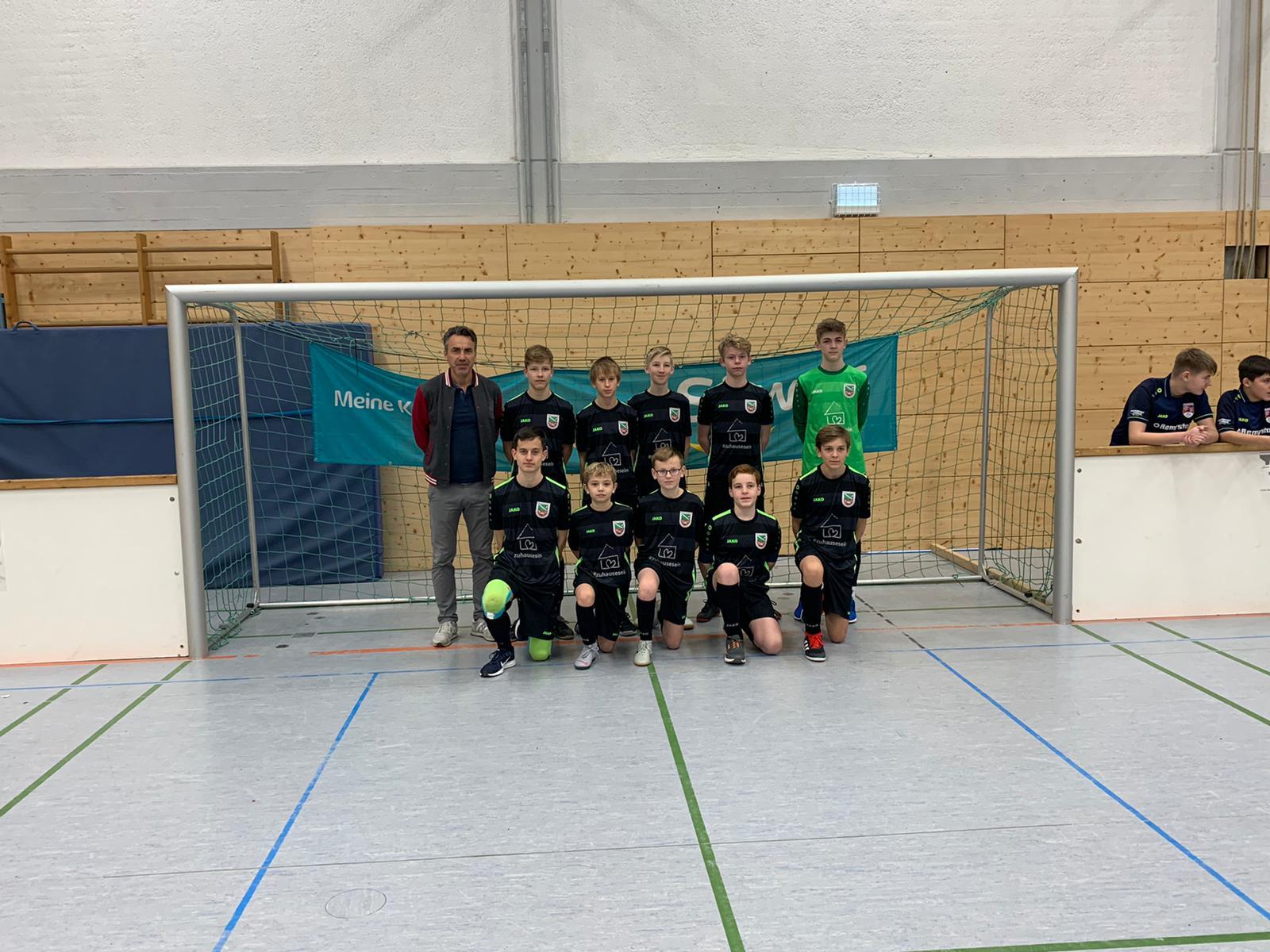 C-Junioren - SV Rheinbreitbach - Süwag Hallencup 2020