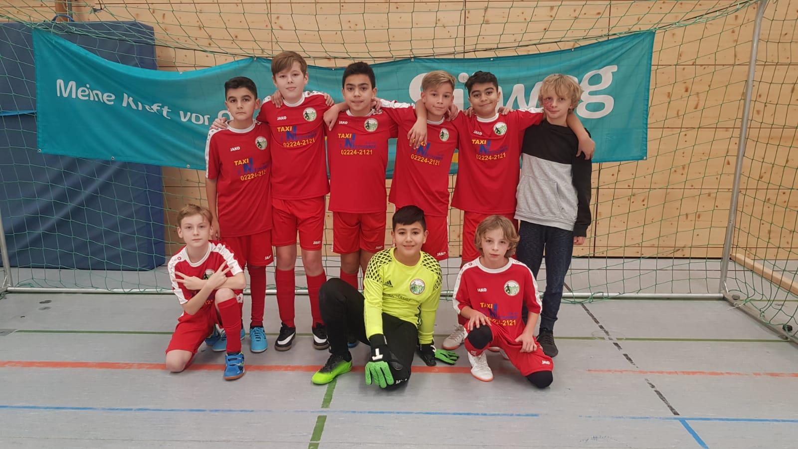 D-Junioren U12 - JFV Siebengebirge